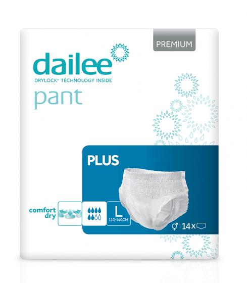 Dailee Pant Premium Plus L