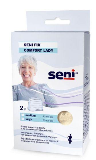 Seni Fix Large voor vrouwen - Nude