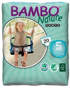 Bambo Nature Pants 5