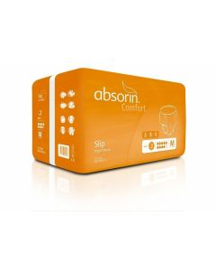 Absorin Comfort Slip Orange - N/H M
