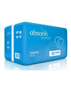 Absorin Comfort Sanette Day Light
