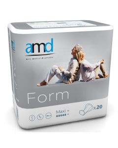 AMD Form Cotton Feel Maxi Plus - 20 stuks