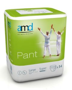 AMD Pants Super - Large - 14 stuks