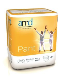 AMD Pants Extra - Medium - 14 stuks