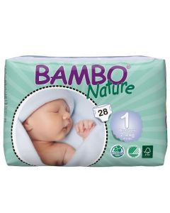 Bambo Nature New Born 1