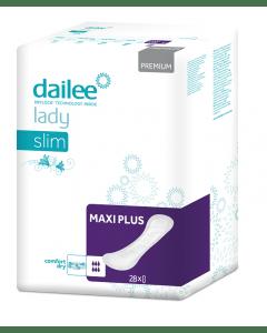 Dailee Lady premium Slim maxi plus