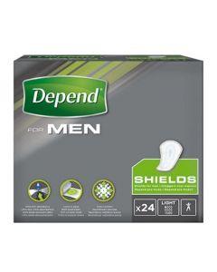 Depend For Men - Shields