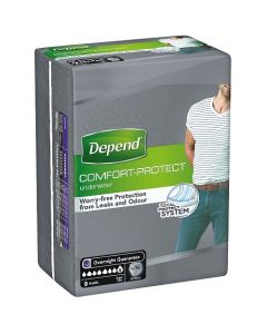 Depend Pants For Men Super Large / X-Large