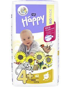 Happy Babyluiers 4 + | Maxi Plus