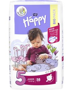 Happy Babyluiers 5 | Junior