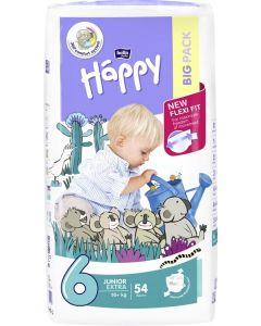 Happy Babyluiers 6   Junior Extra