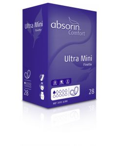 Absorin Finette Ultra Mini
