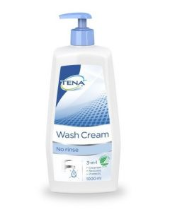 Tena Wash Cream 1000ml
