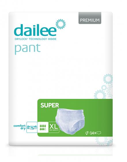 Dailee Pants Premium Super XL