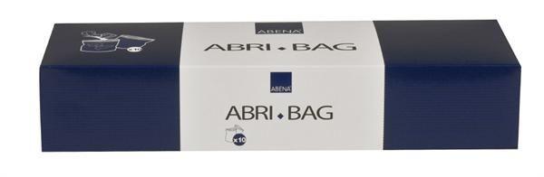 Abena Abri-Bag wegwerpzakje met zip sluiting