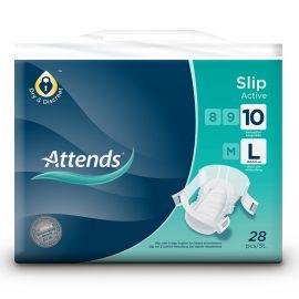 Attends Slip Active 10 L