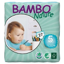 Bambo Nature Junior 5 - 6 pakken