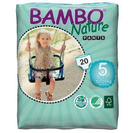 Bambo Nature Pants 5 (luierbroekje) - 6 pakken