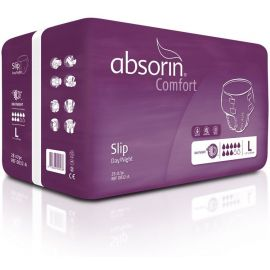 Absorin Comfort Slip Day Night  L