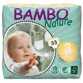 Bambo Nature Midi 3 - 6 pakken