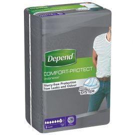 Depend Pants For Men Normal Large / X-Large - 5 pakken