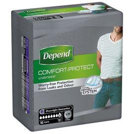 Depend Pants For Men Super Small / Medium - 5 pakken