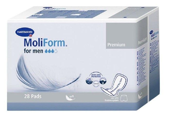 Hartmann MoliForm Premium For Men - 28 st.