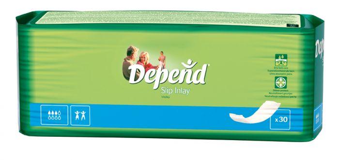 Depend Slip Inleg-Maxi
