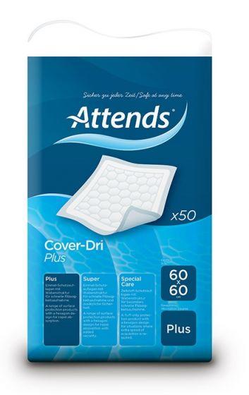Attends Cover Dri Plus 60 x 60 centimeter