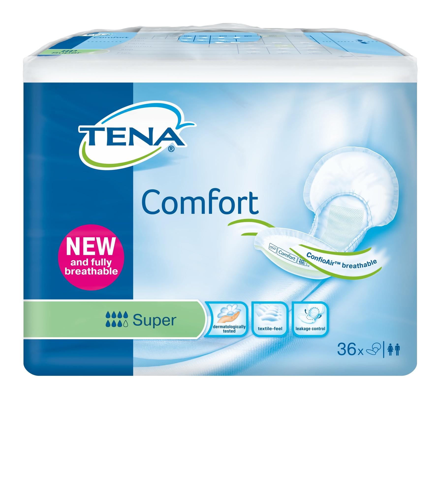 proefpakket TENA comfort
