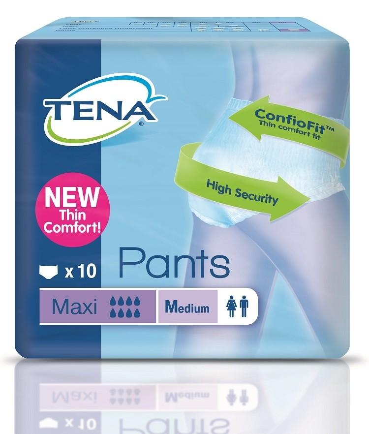 proefpakket TENA pants