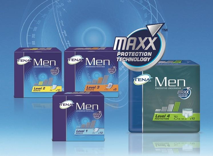 TENA for Men assortiment