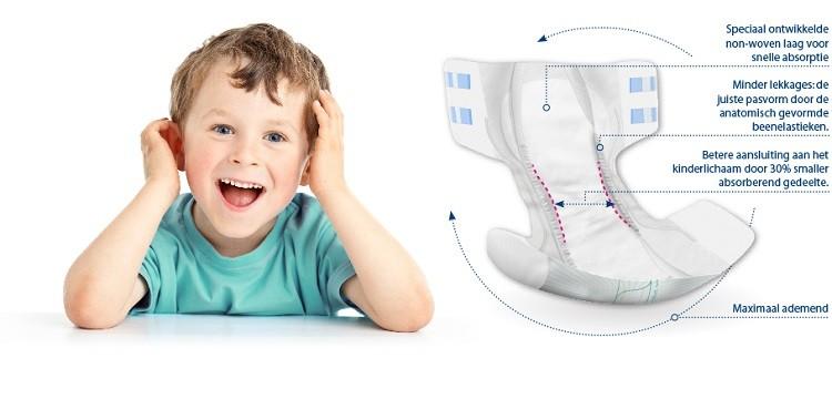 slips voor kinderen