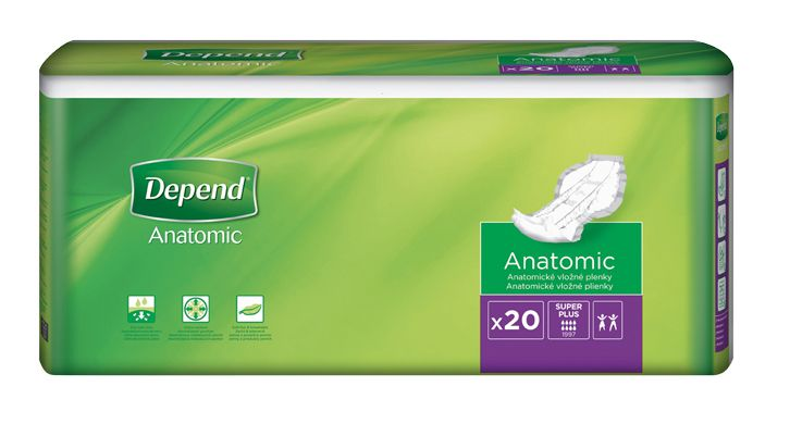depend anatomic